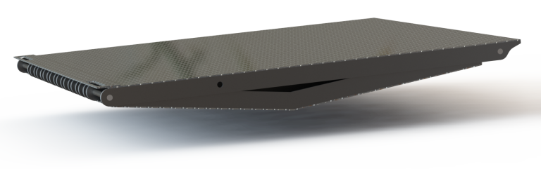 CryoRamp Folded for Easy Storage