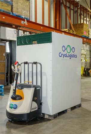 SnowSHIP could help with vaccine logistics