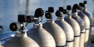 Carbon Dioxide Storage Tanks